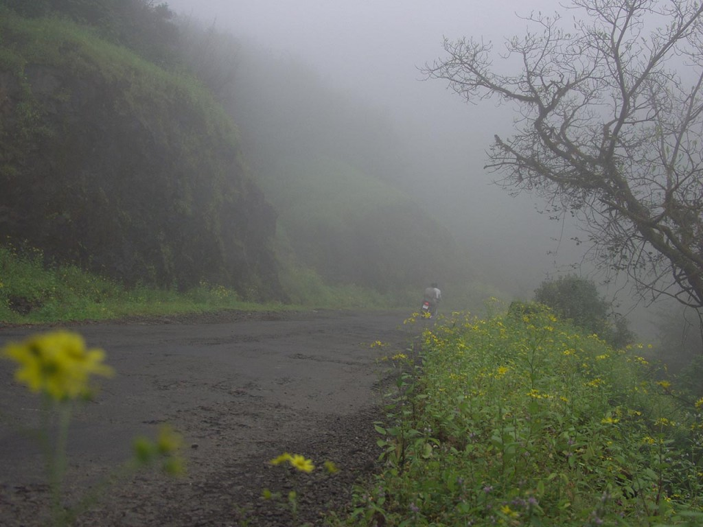 The drive back to Mumbai, via Mahabaleshwar and Poladpur through Goa Highway is beautiful.