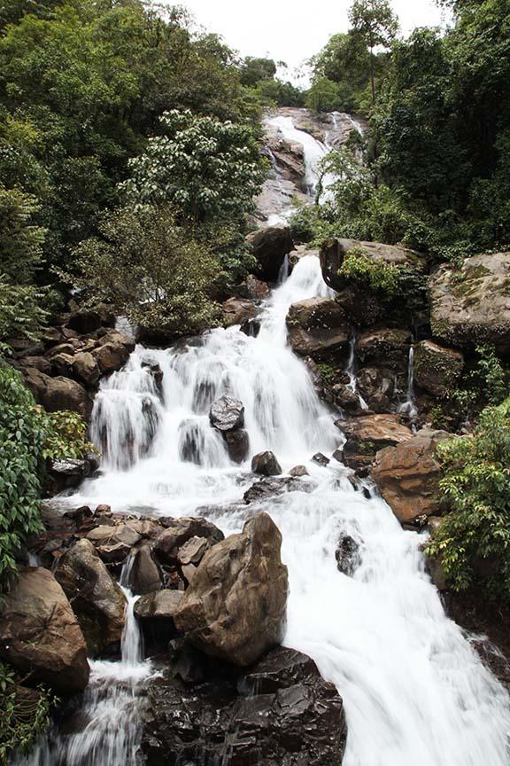 Waterfall in Karnataka