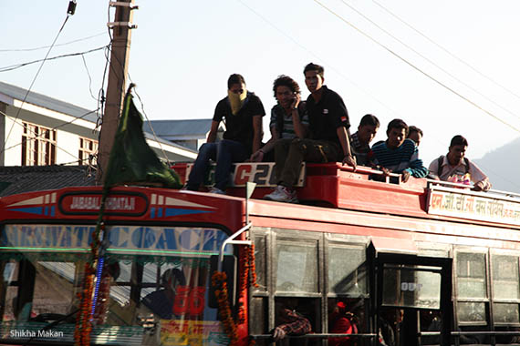 A rising population cannot be sustained by existing public transport.