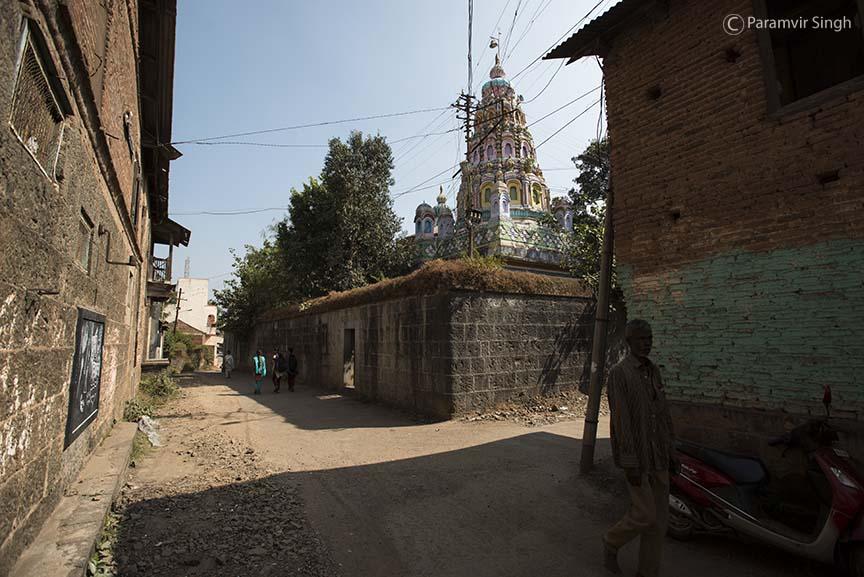 Bhoreshwar temple near Bhor Rajwada
