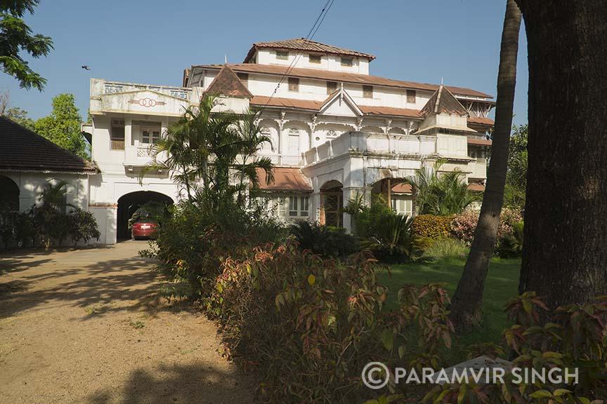 Jambughoda Palace