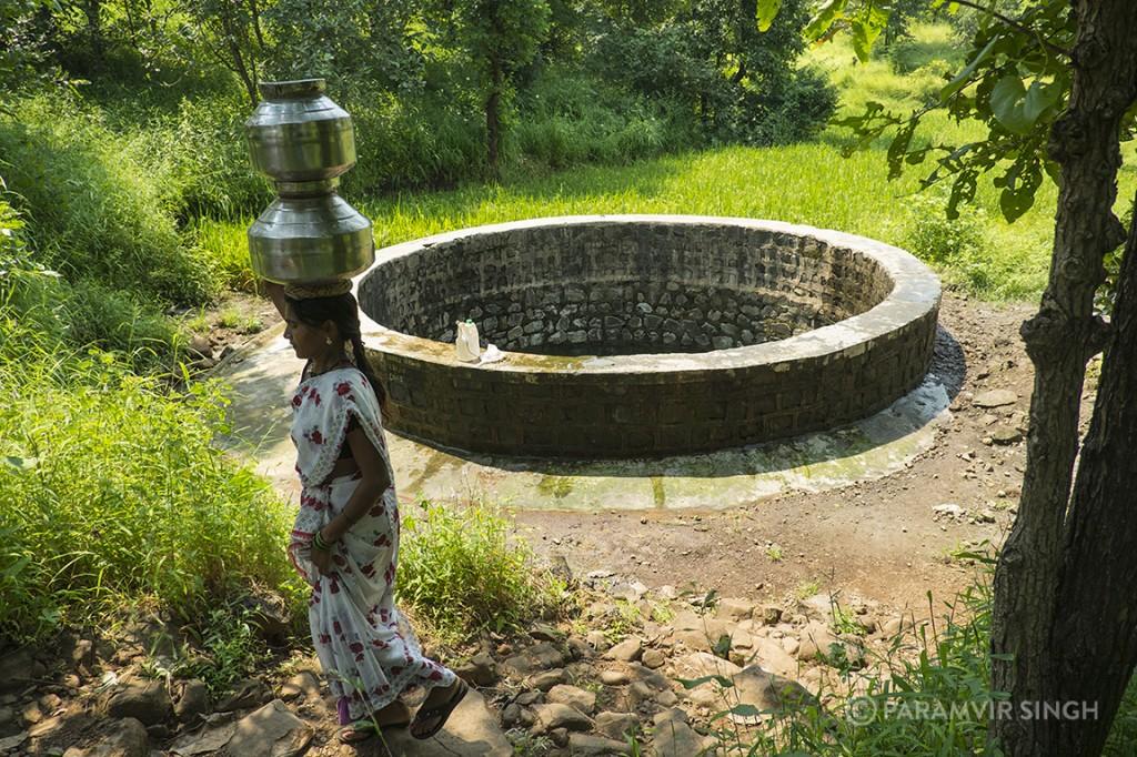 Village Well Maharashtra