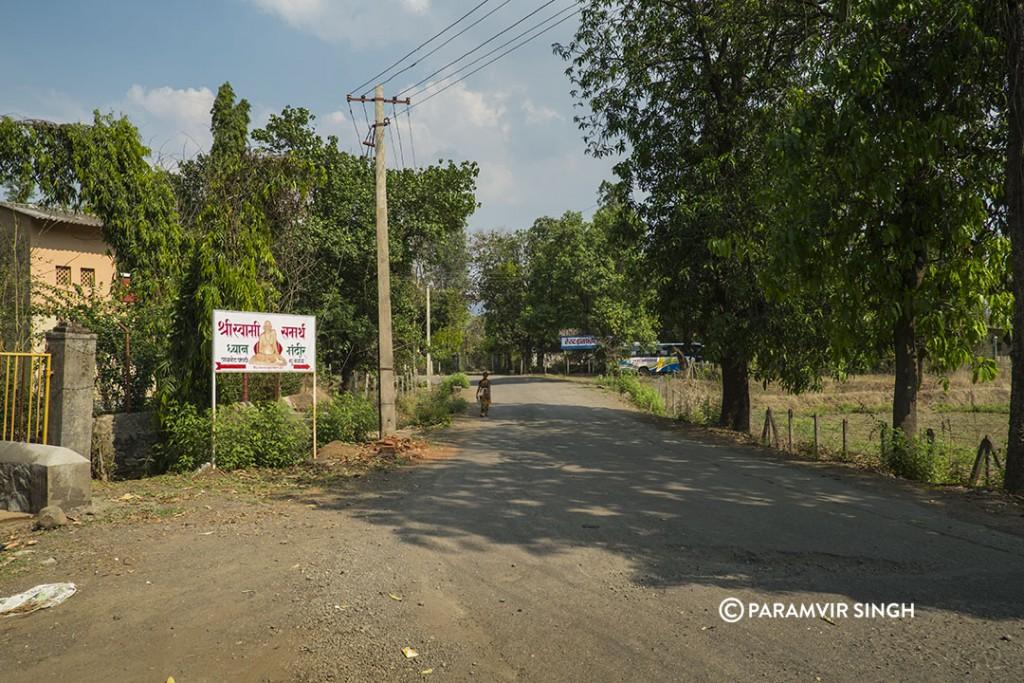 Jambhulpada Street