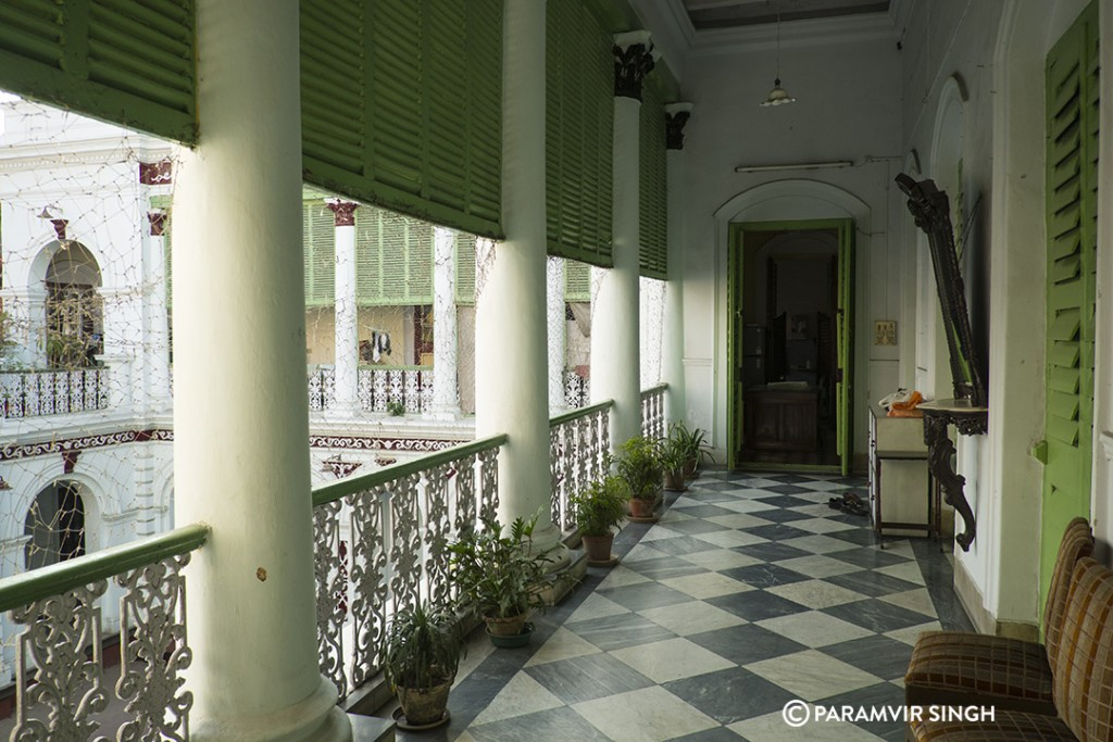 Old Kolkata House.