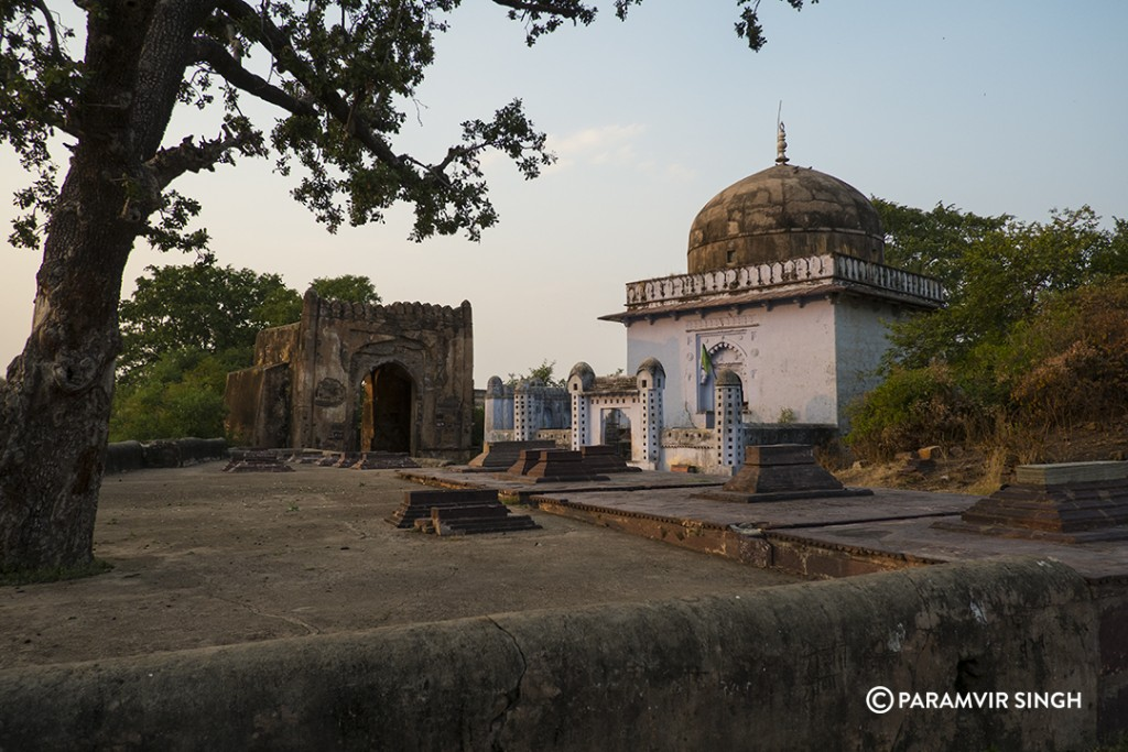 Ranthambhore Fort Darvesh Dargah.