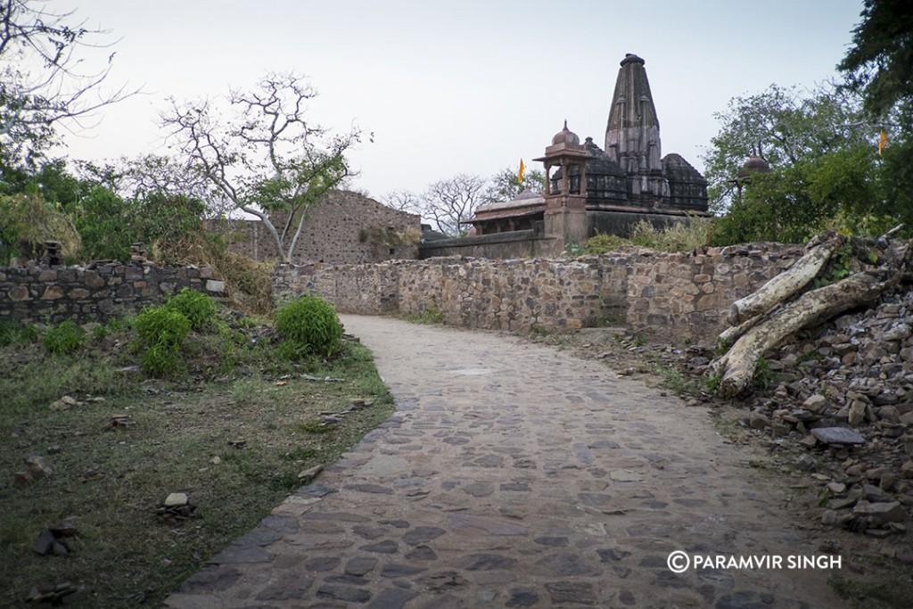 Ranthambhore Fort Digambar Jain Temple.