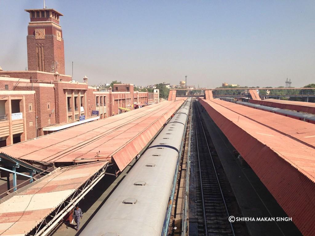 Jodhpur Station