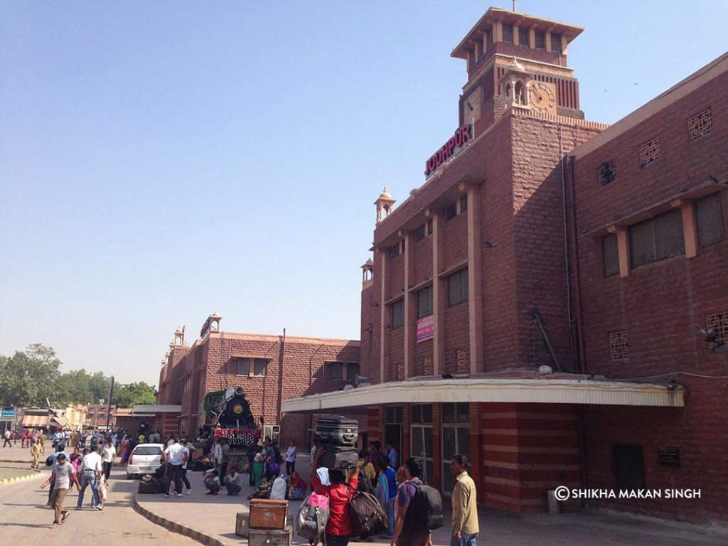 Jodhpur Station 2