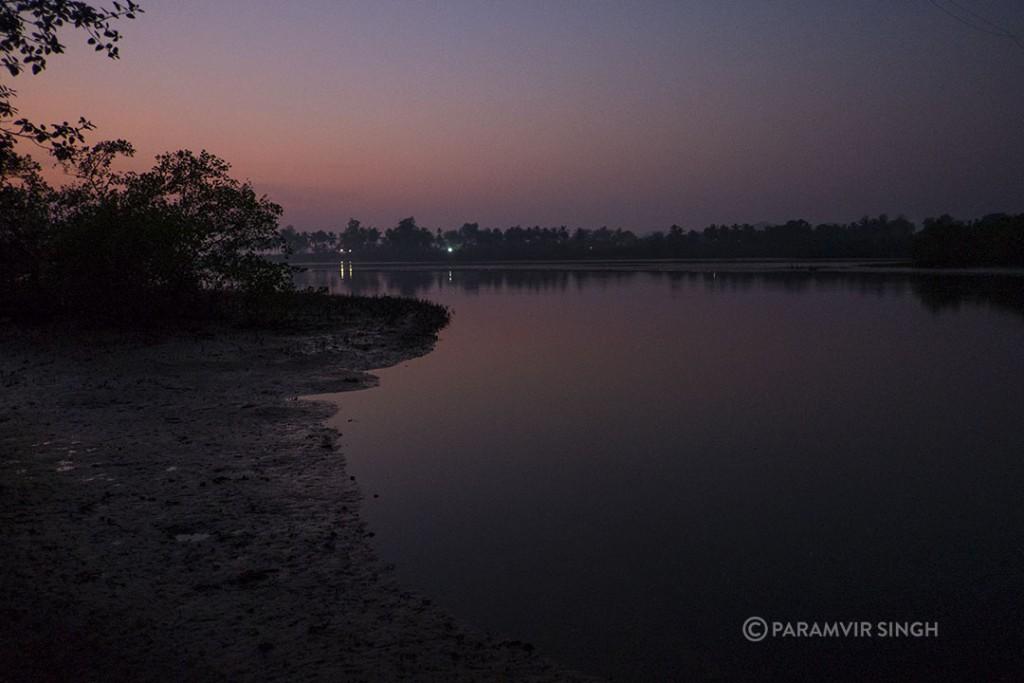 Talpona River