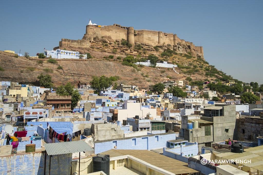 Mehrangarh Fort , Jodhpur.