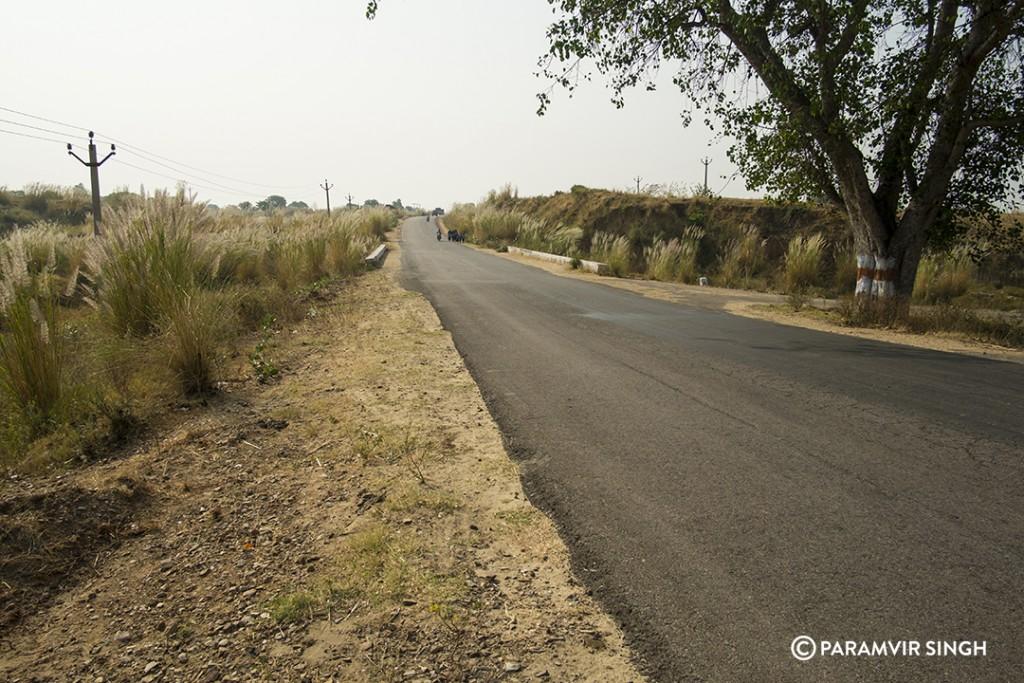 Highway, Rajasthan.