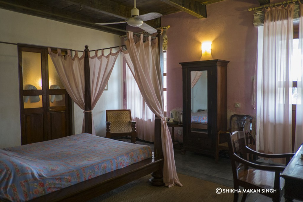 Neemrana Hotels in Tranquibar : Bungalow On The Beach