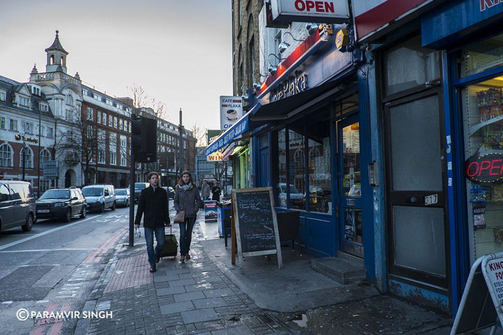 Cafe Plaka, London