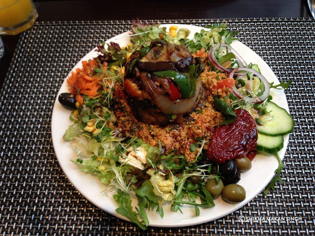 Cousous Salad, London