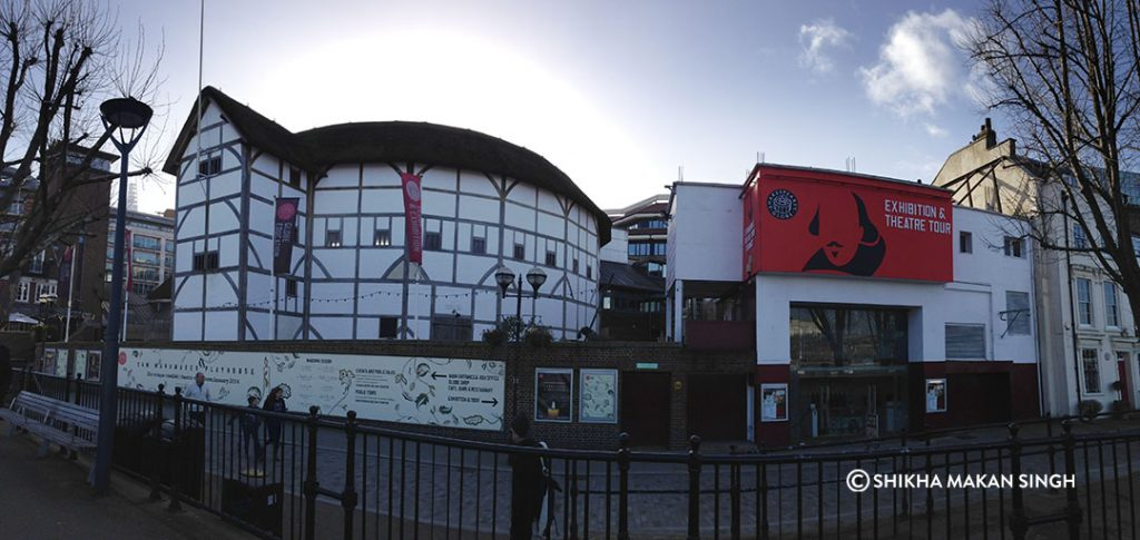 The Globe Theatre, London