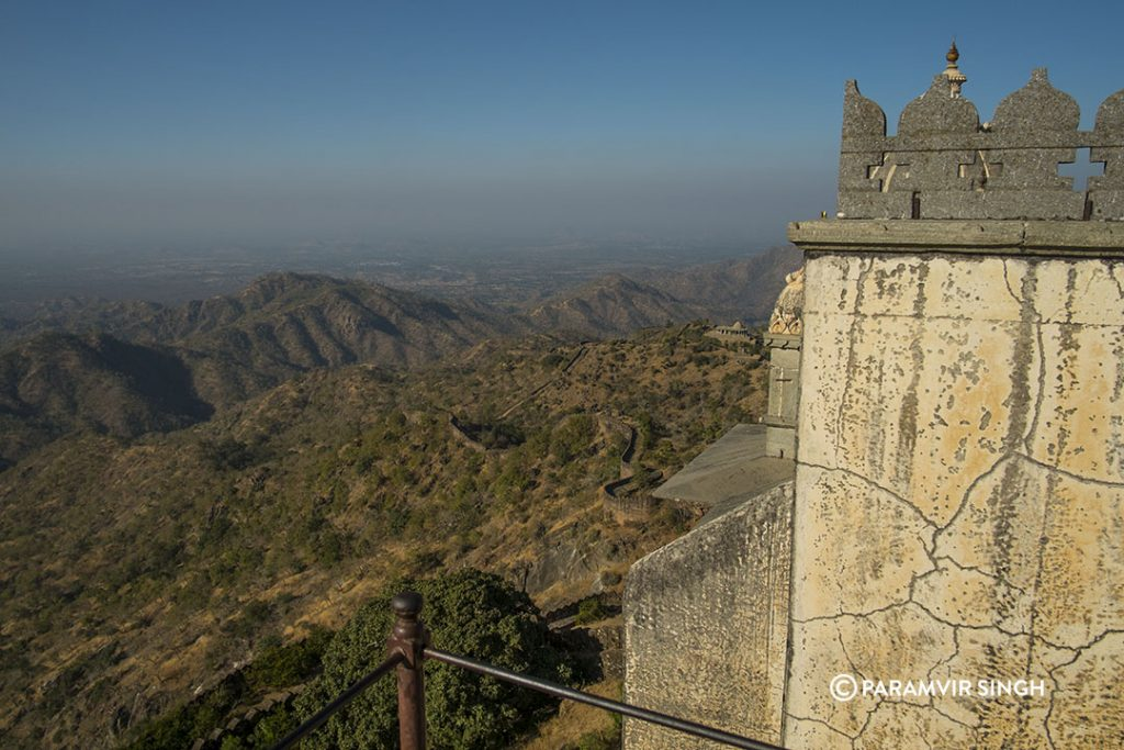 Kumbhalgarh Fort