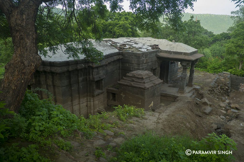 Shiva Temple at Lonar