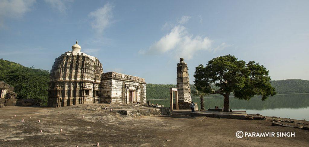 Padmavati Temple.