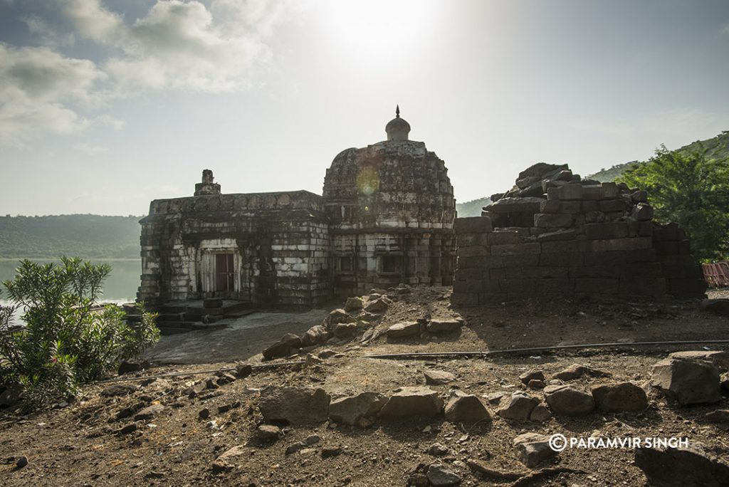 Padmavati Temple, Lonar
