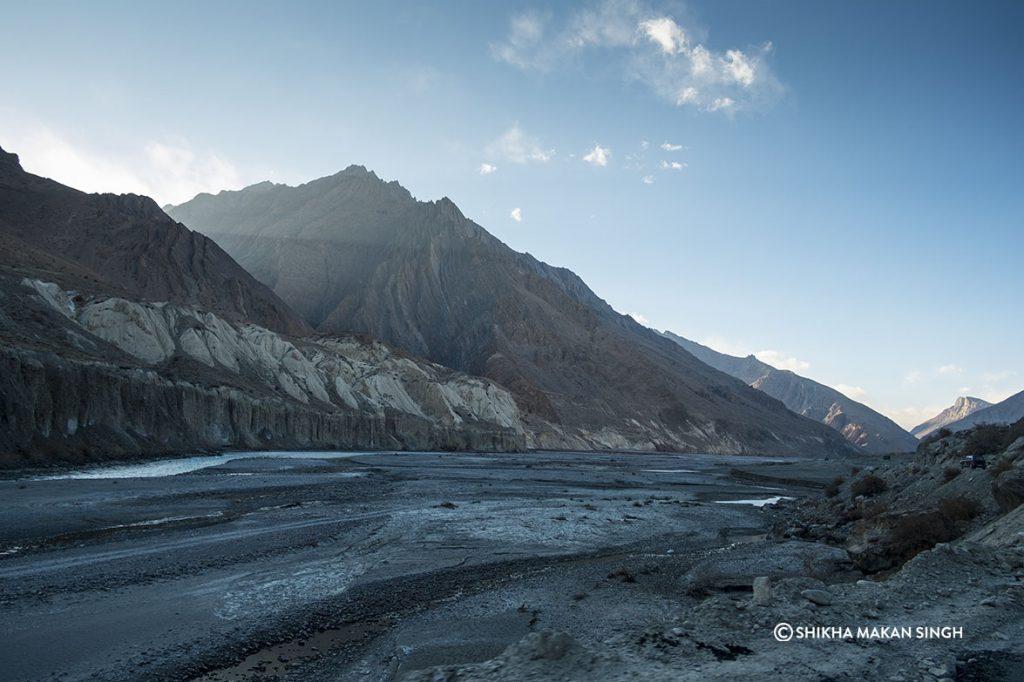 Road to Kaza, Himachal Pradesh