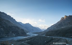 Road to Kaza, Himachal Pradesh