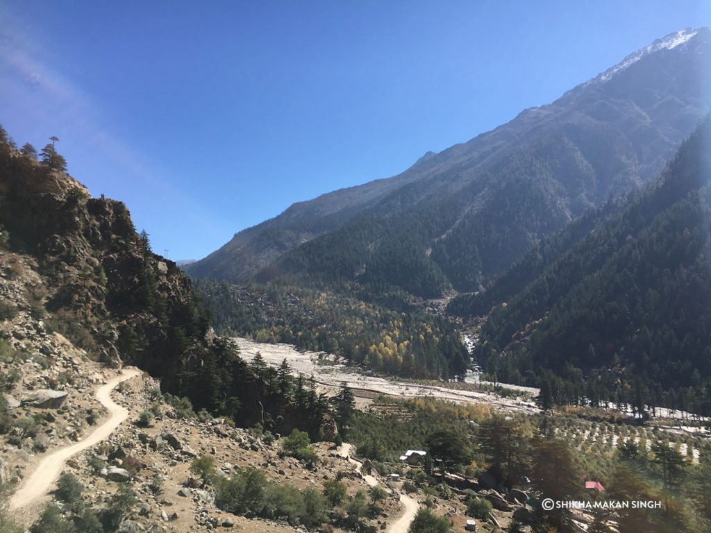 Sangla Valley Road