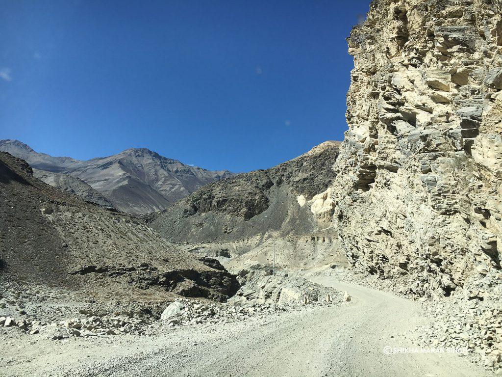 Road to Kaza