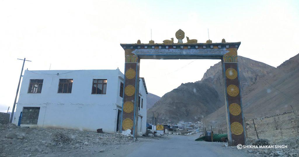 Kaza Road, Himachal Pradesh