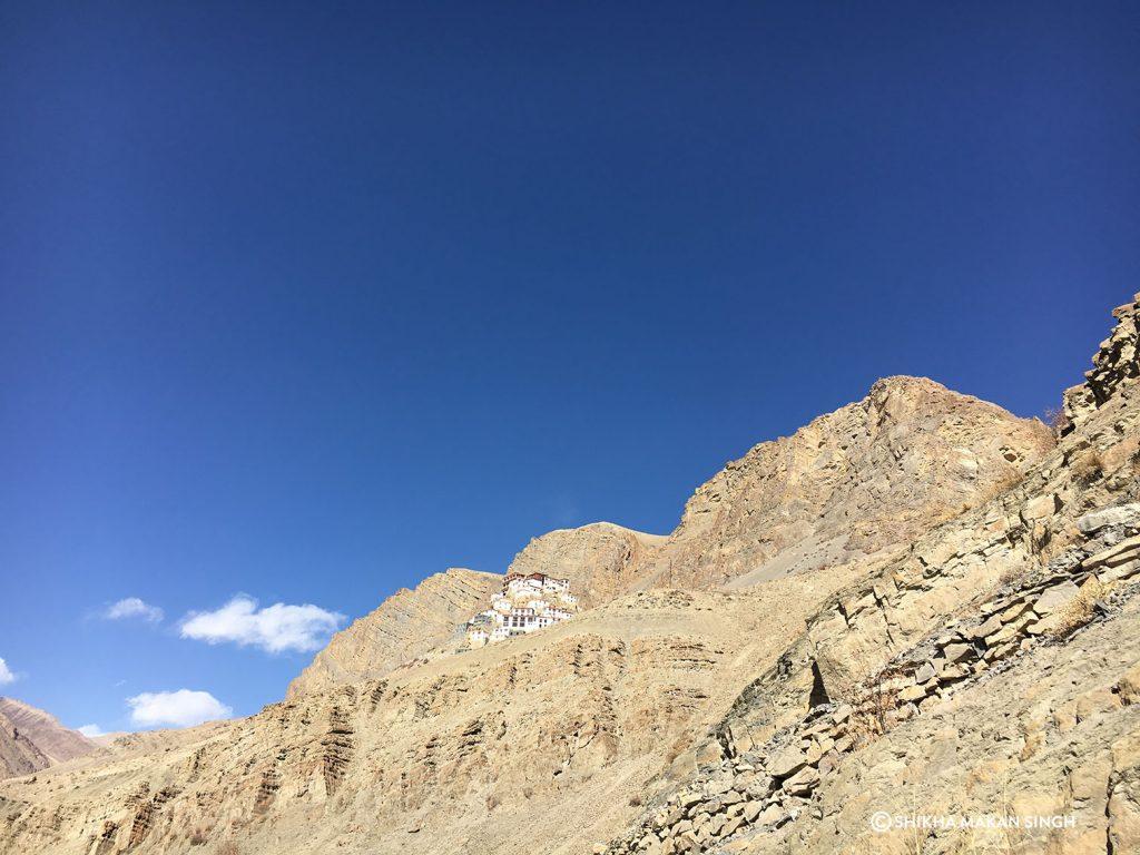 Dhankar Monastery, Spiti Valley, Himachal Pradesh, India