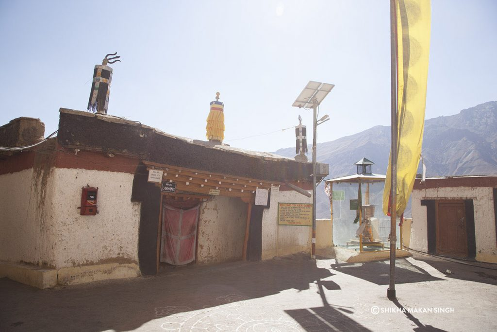 Village Post Box, Spiti Valley, India
