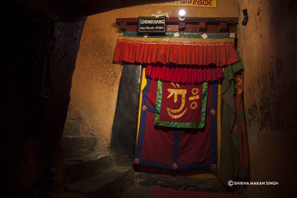 Gon Khang, Key Monastery