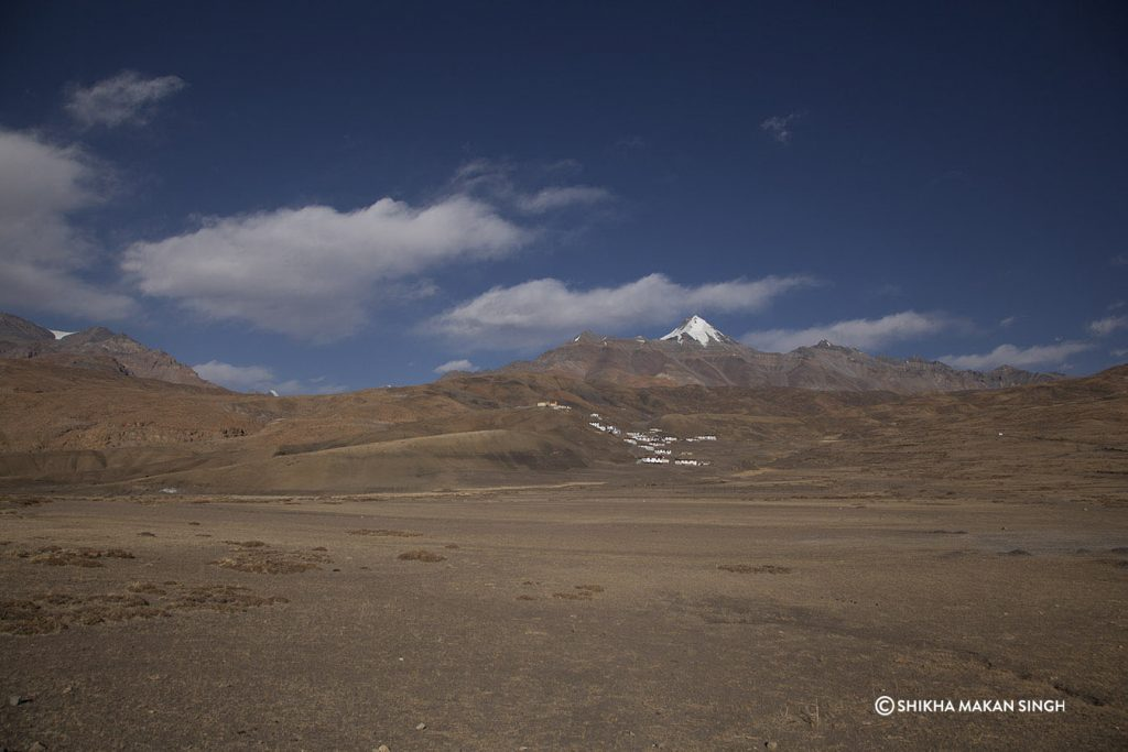 Kibber, Spiti Valley, Himachal Pradesh, India