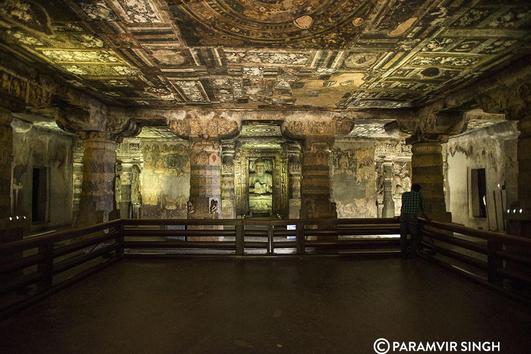 Ajanta Caves Aurangabad Unesco World Heritage Site