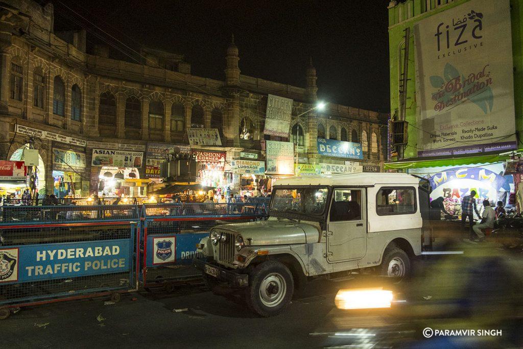 Charminar Market, Hyderabad