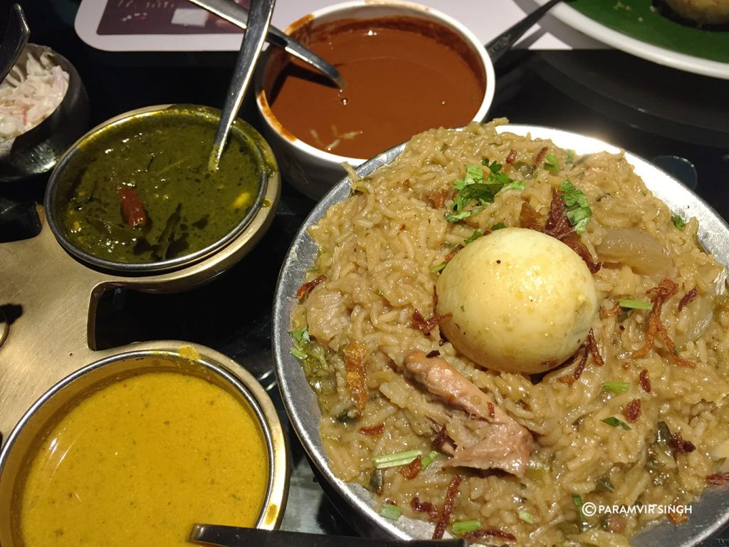 Ulavacharu Biryani, Hyderabad