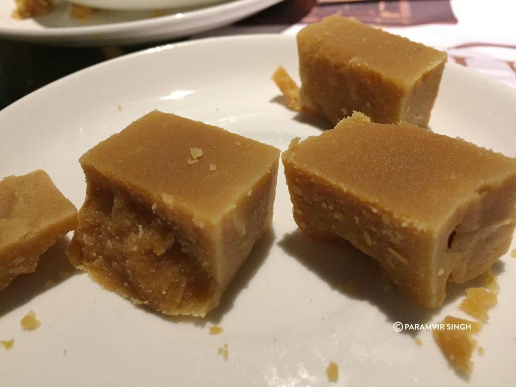 Milk Pak dessert, Hyderabad