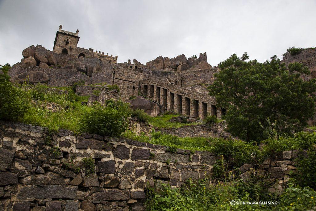 Goldconda Fort, Hyderabad