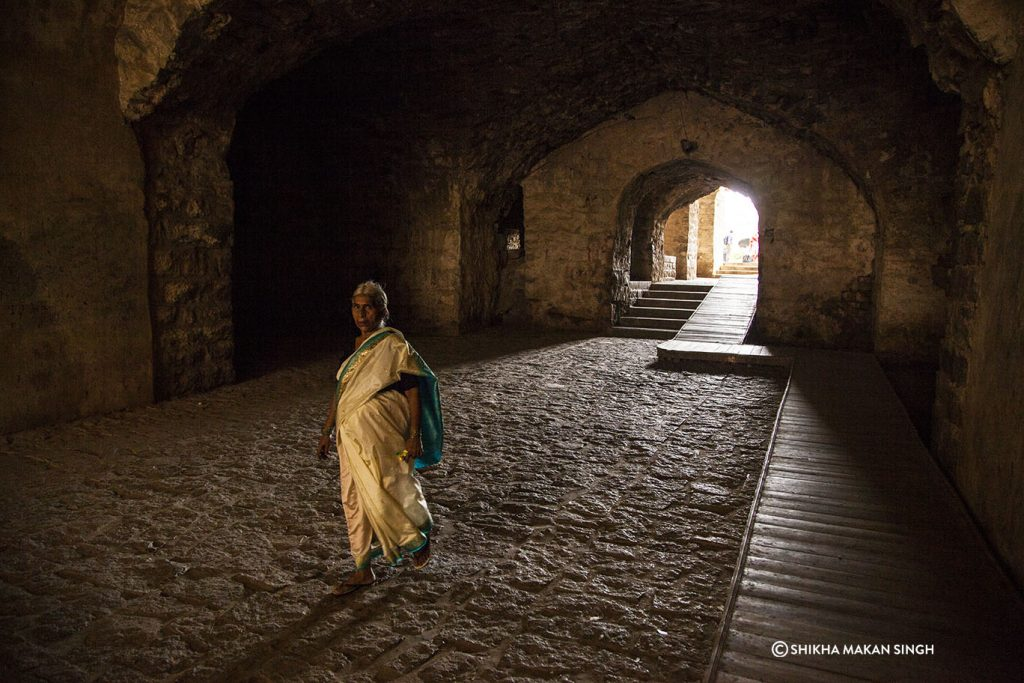 Goldconda Fort, Hyderabad