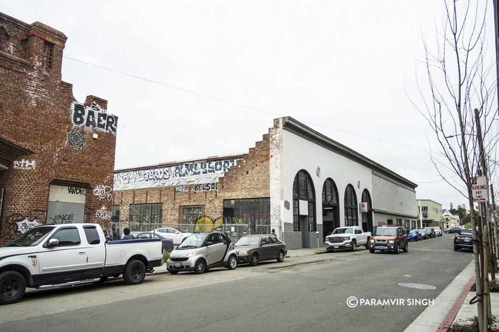 Street, Oakland.