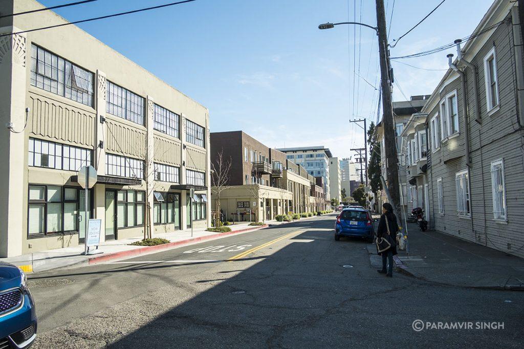 24th Street, Oakland.