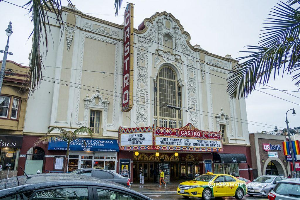 Castro Theatre, San Franciscco