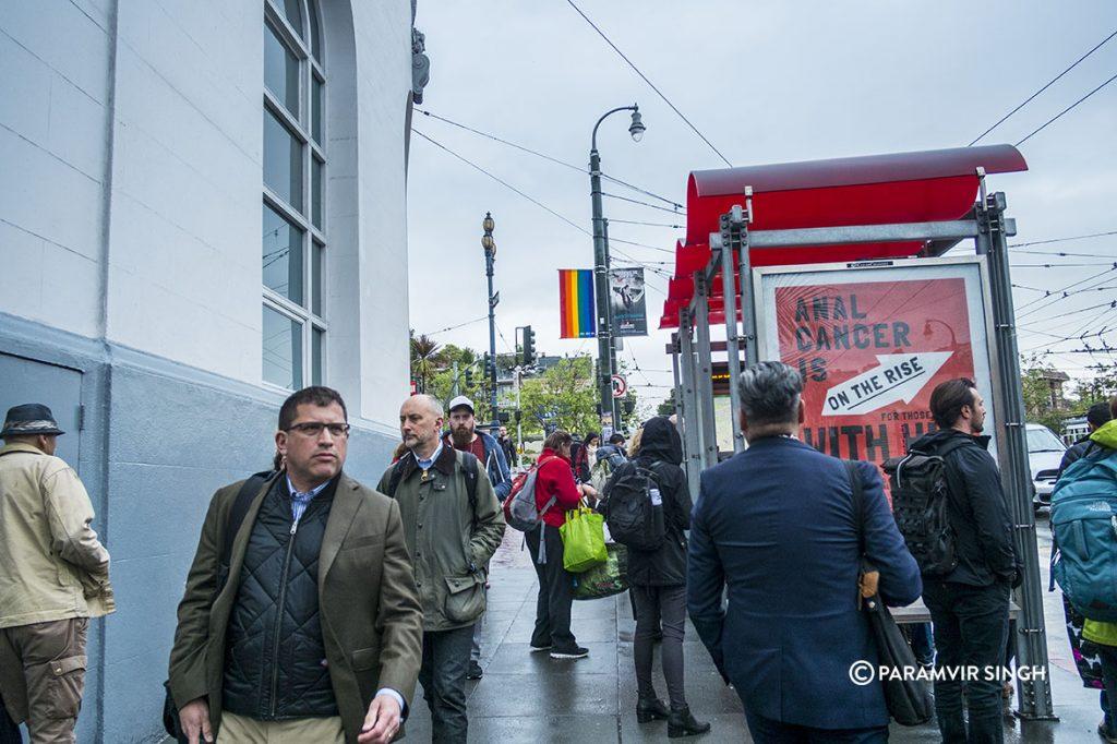 Bus Stop, Castro Theatre, San Francisco