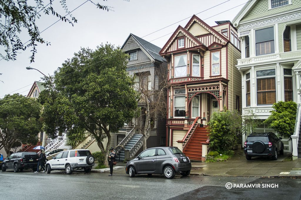 The Grateful Dead House at Haight Ashbury, San Franciso
