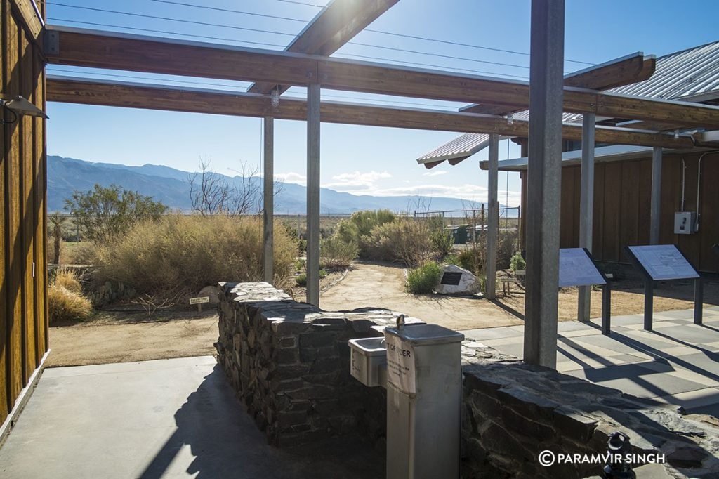Visitor Center, Death Valley National Park