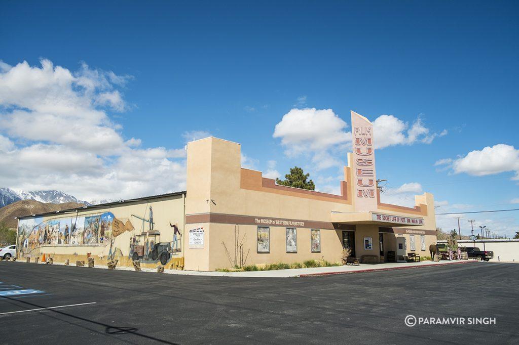Film History Museum, Lone Pine, California