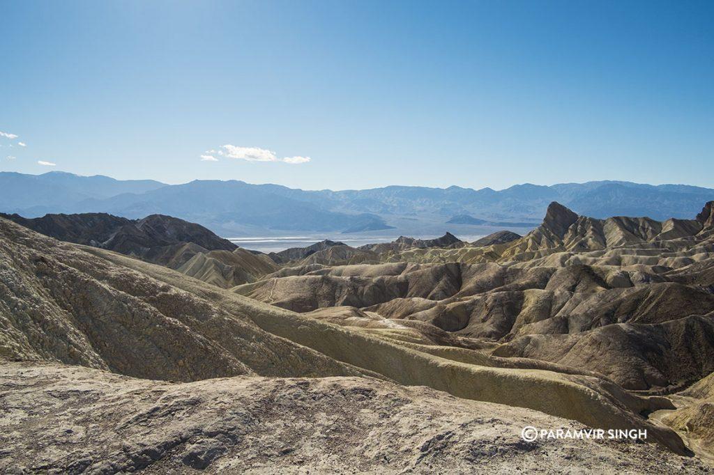 Zebriskie Point, Death Valley National Park