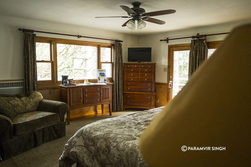 Narrow Gauge Inn Room
