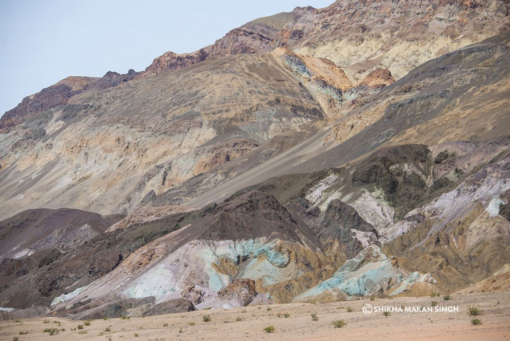 Artists Palette, Death Valley National Park
