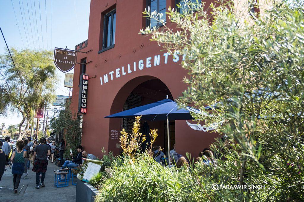 Intelligentsia Coffee, Los Angeles