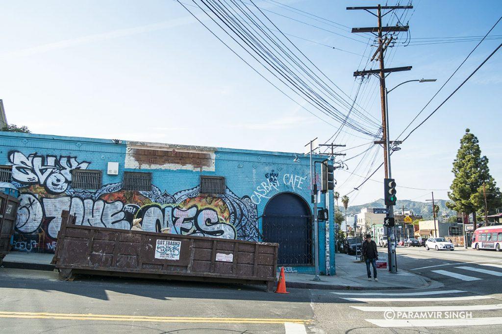 Los Angeles Grafitti